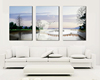 New products printing stretched painting canvas