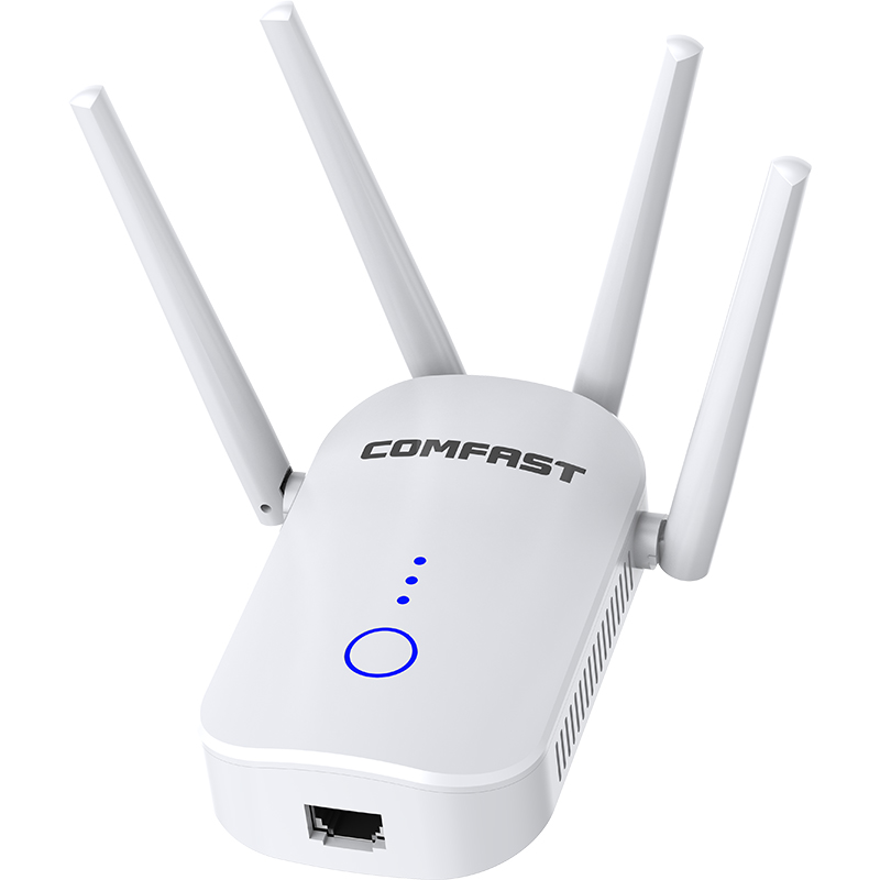 long range repeater wifi 1200mbps dual band wifi network range extender indoor home wireless network repeater,2 Pieces