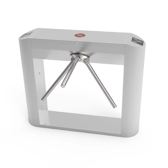 Purchase Three Arms Barcode Tripod Turnstile