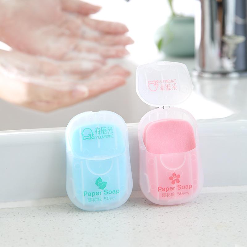 अनुकूलित होटल यात्रा एक समय शीट साबुन नई डिजाइन हाथ से धो फैशन डिस्पोजेबल शीट साबुन