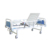 Movable two-function Medical Clinic free used hospital beds with ABS bed head used in hospital ward