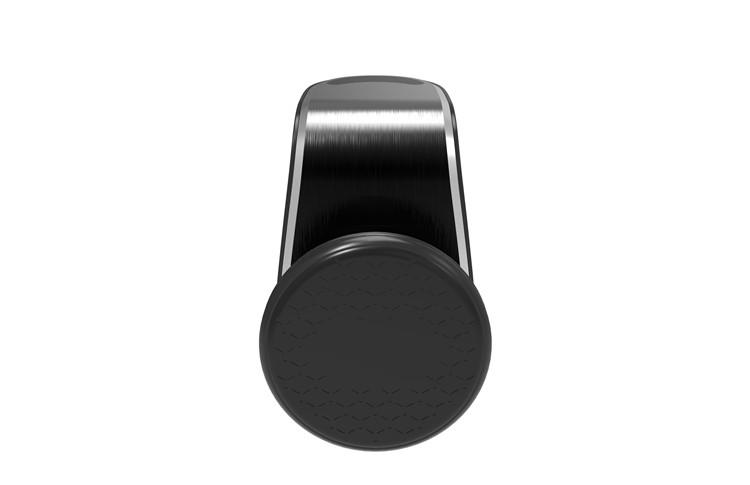 Usine Prix Personnalisé Logo 360 Degrés Flexible Support de Téléphone Portable Main Support de Téléphone De Voiture Magnétique Pour Smartphone