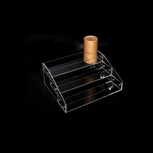 10.5*25*30cm Acryl cosmetica display box toont stand rack <span class=keywords><strong>candy</strong></span> collection box houder magazijnstelling