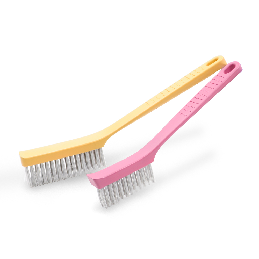 Uniquely Designed Small Brushes Window Corner Gap Cleaning Brush