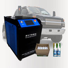 Latest producing auto care equipment HHO kit hydrogen automatic HHO gas generator for car trucks