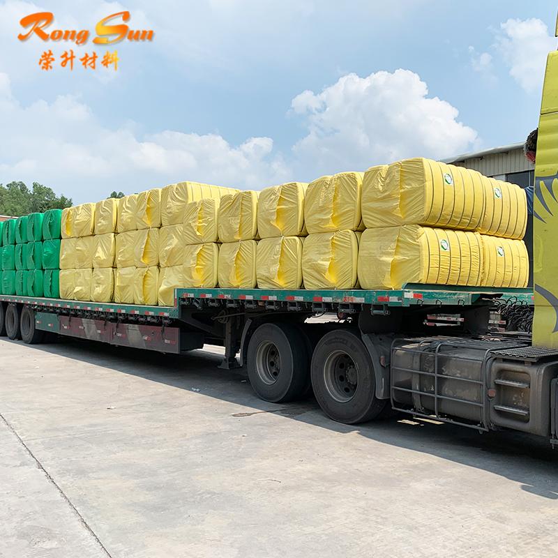 Натуральная переработанный полиэстер штапельного волокна для наполнения подушки