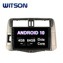 Witson Octa-Core Android 10 Touch Screen Auto <span class=keywords><strong>Radio</strong></span> GPS FÜR TOYOTA 2012-2014 Camry UNS & Mid- osten Version