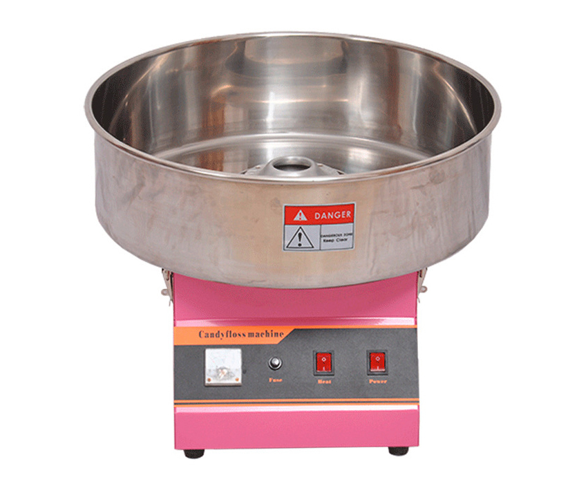 CE China Commercial Electric Small Cotton Candy Machine