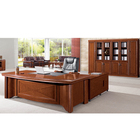 Office Designer Desks Boss Modern Director Office Table Office Desk Office Furniture FOHK-1803