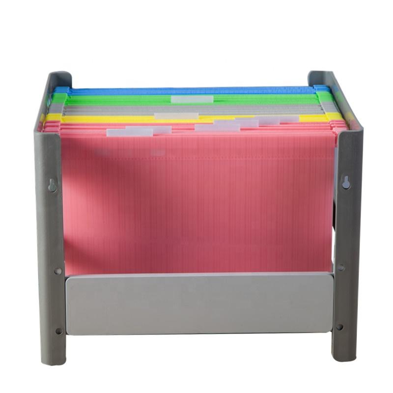 A4 Document File Folders Decorative Pp Ecofriendly Suspension Custom hanging file folder bag