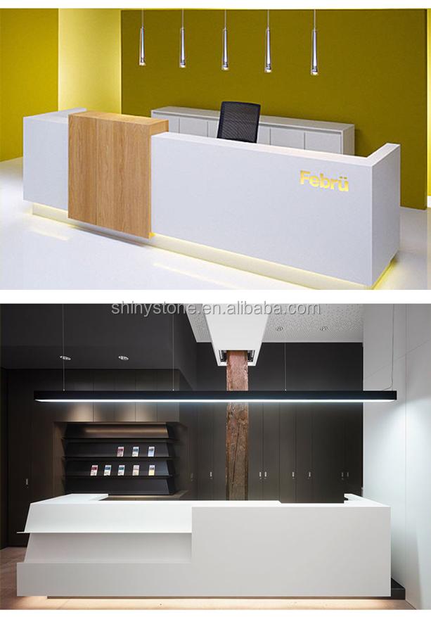 Изготовленный на заказ Уникальный дизайн Акриловые твердые поверхности бассейна и раковина