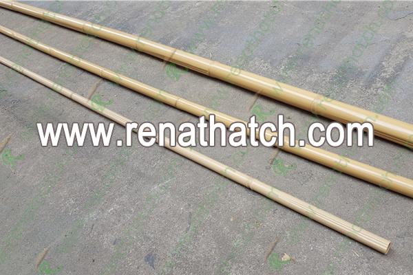 Plastik sentetik bambu çit