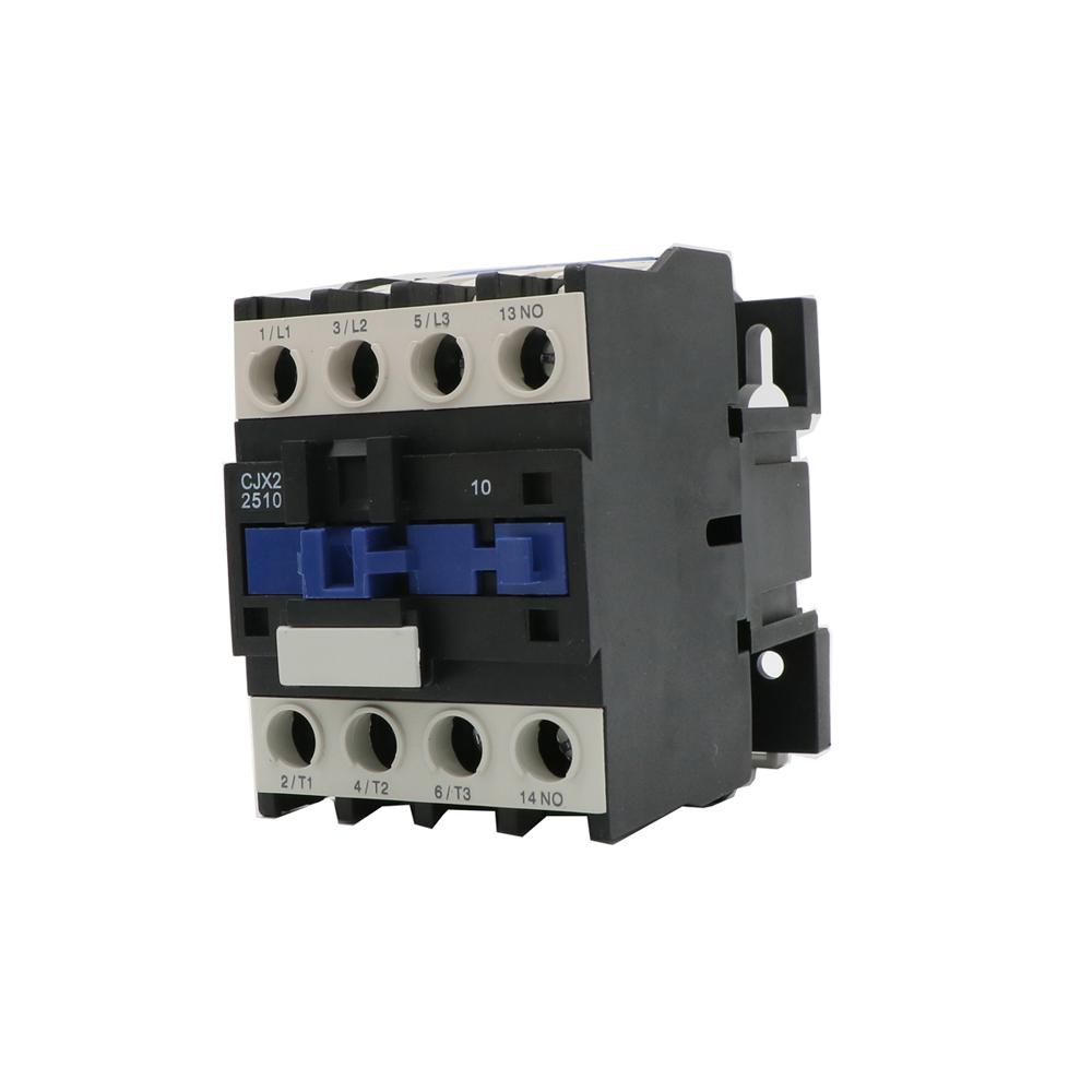 Cjx2 Types Of Contactor General Purpose Ac Magnetic Contactors ...