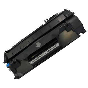 black toner cartridge compatible refillable universal CE505A 280A laser toner cartrige for hp printe