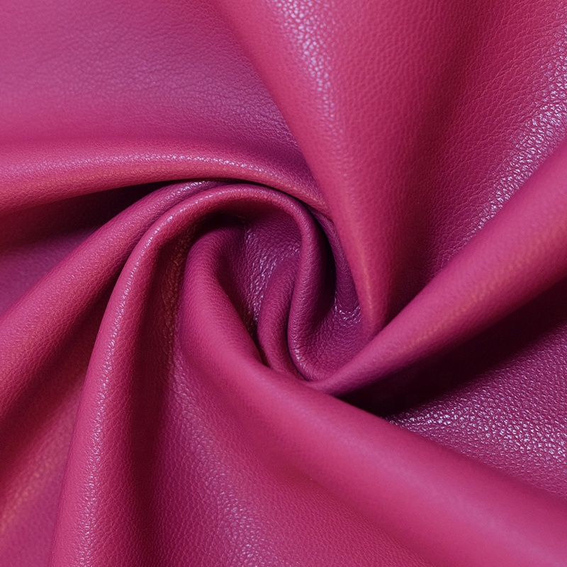hot sale pu leather garment leather for jacket soft handfeeling
