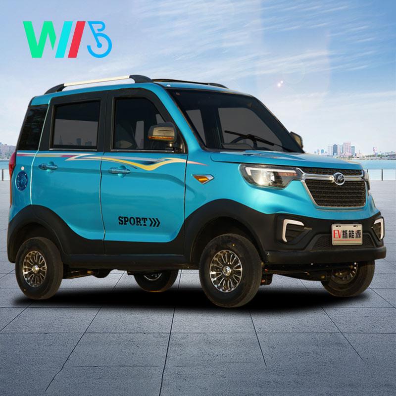2020 Baru Energi Listrik Mini Empat Roda Mobil Listrik dengan Harga Yang Lebih Rendah