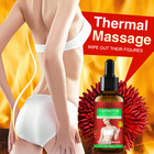 Red pepper body oil hips care waist legs beautiful essential oil for ladies