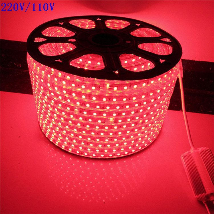 Continuous length flexible SMD RoHS 3014 2835 5730 LED strip light price list