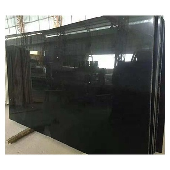 Polished tile 60x60 Chinese export classic absolute black granite price m2