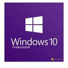 Hot Sale Asli Windows 10 Retail Profesional, Kunci 100% Aktivasi Online