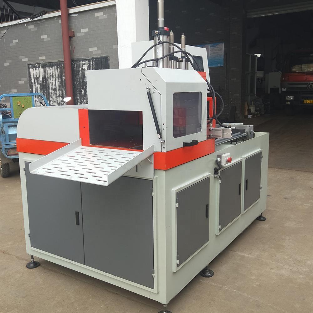 CHINA High speed Aluminium cutting machine for aluminum plate saw and aluminum copper pipe/tube/profile