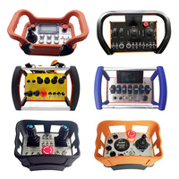 Customized Control Q5000 crane joystick wireless remote control