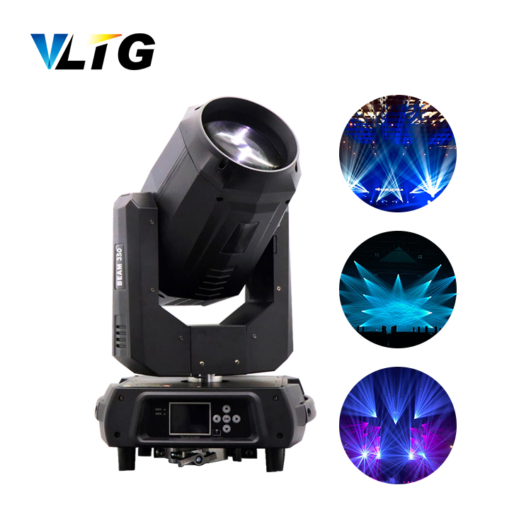 Hot selling led stage lights 350W dmx 17r beam spot moving  head fantastic light projector