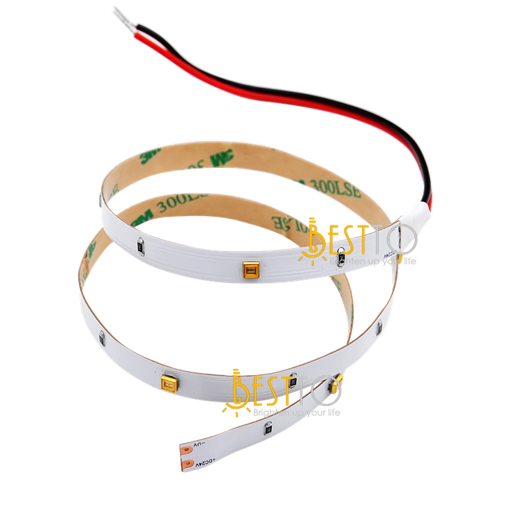 Germicidal Waterproof ultraviolet UV  Disinfection 3535  UVC LED Strip With wave length 265nm~275nm