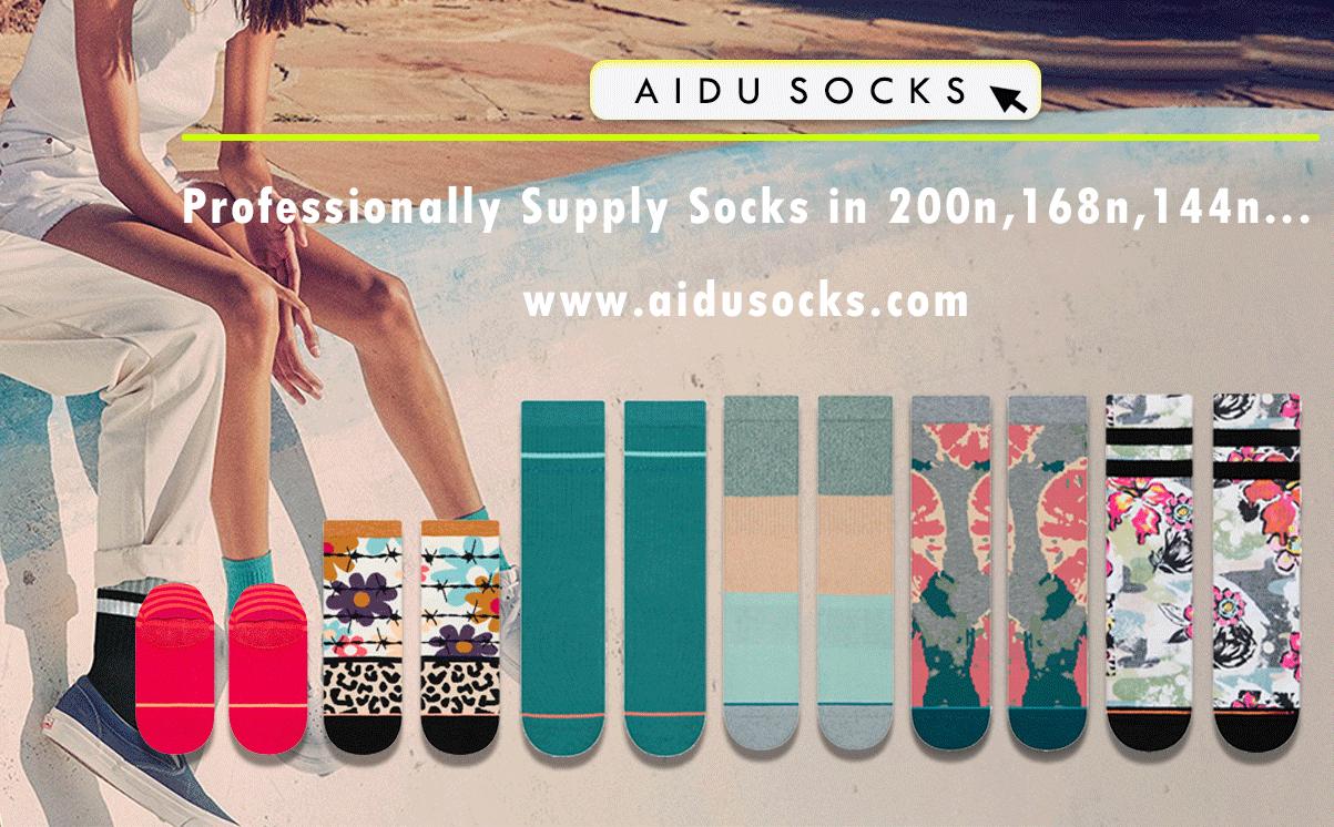 Hangzhou Aidu Trading Co Ltd Women Socks Men Socks