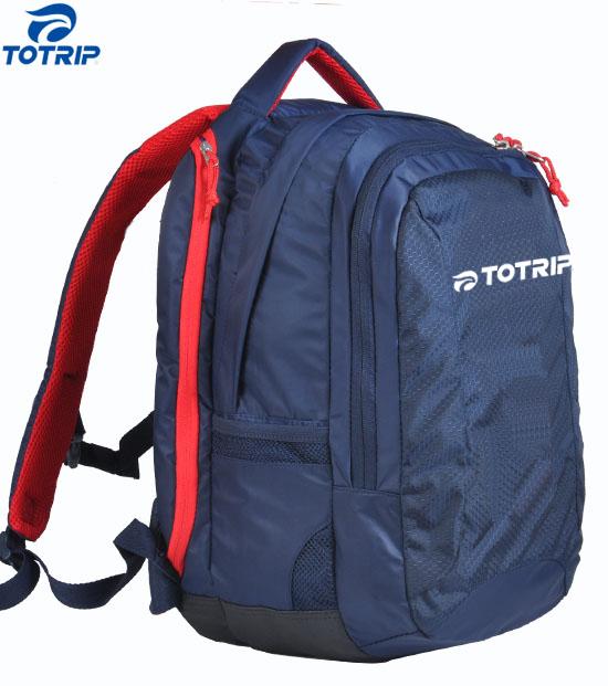Customizable nylon men business computer backpack