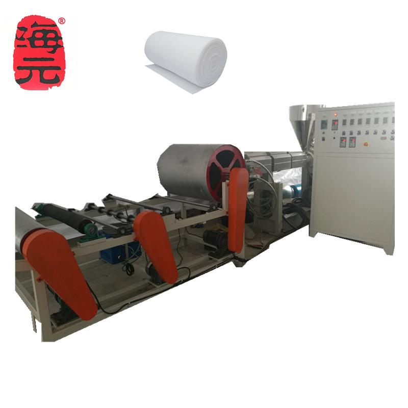 Pp Meltblown Geweven Stof Making Machine / Meltblown Nonwoven Productie Lijn