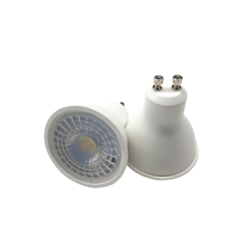 Cheap Price 6W  Spot Light Warm Cold White gu10 Base LED Spot Light 3 Years Warranty With CE Listed