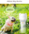 480ml Professional portable dog water bottle dog drinking bottle water Pet Bowls
