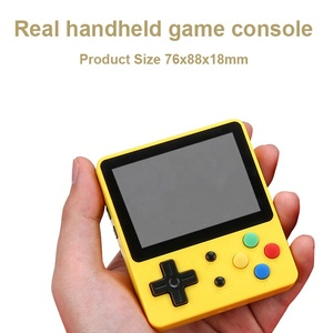 2020 new LDK Game 2.6 Inch Screen Mini Handheld Game Player Children Family Tv Retro Video Game Console