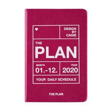 Планер повесток дня A7, дневник, блокнот-органайзер и журналы, еженедельный ежемесячный бизнес, назад в школу, дорожная записная книжка, план ...(Китай)