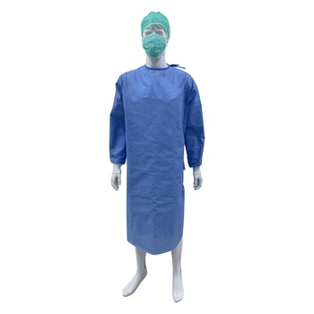Disposable Standard Sterile Surgical Gowns