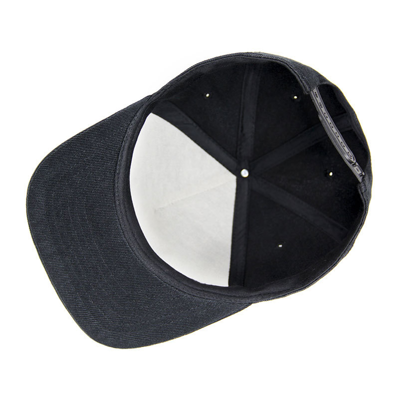 Fashion Hats and Caps Cheap Men Customized Snapback Gorras With 3D Embroidered Logo