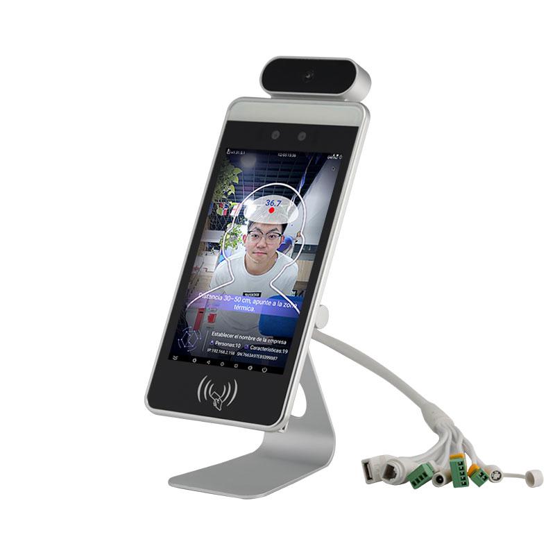 Ic/nfc/hid Ble Qr-code Touchscreen-gesichts Erkennung