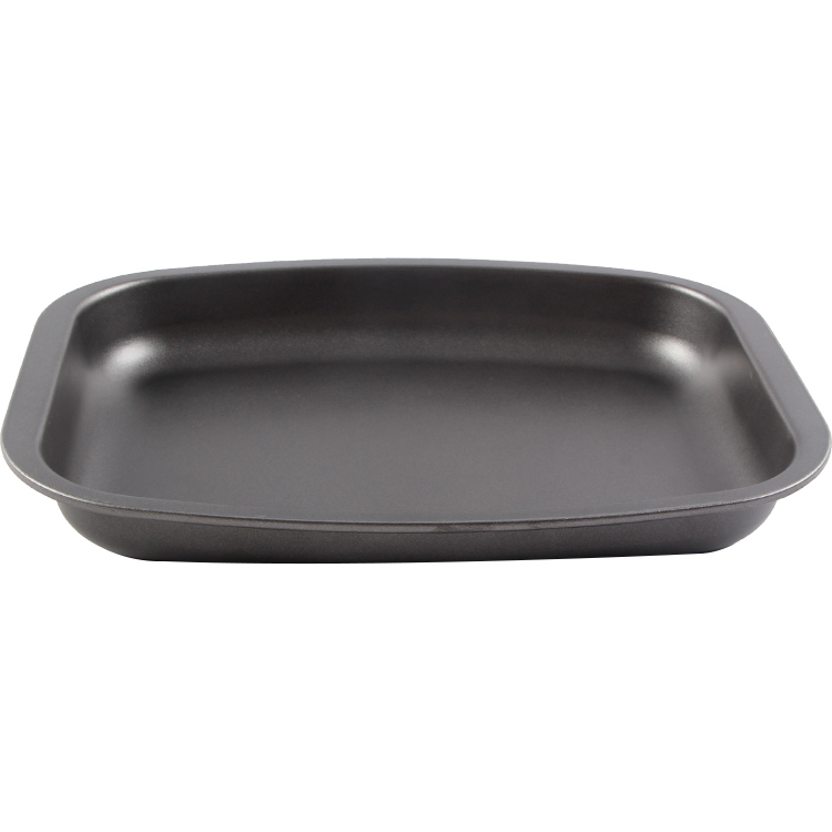 Microwave Non-stick carbon steel Baking Mold square cake pan