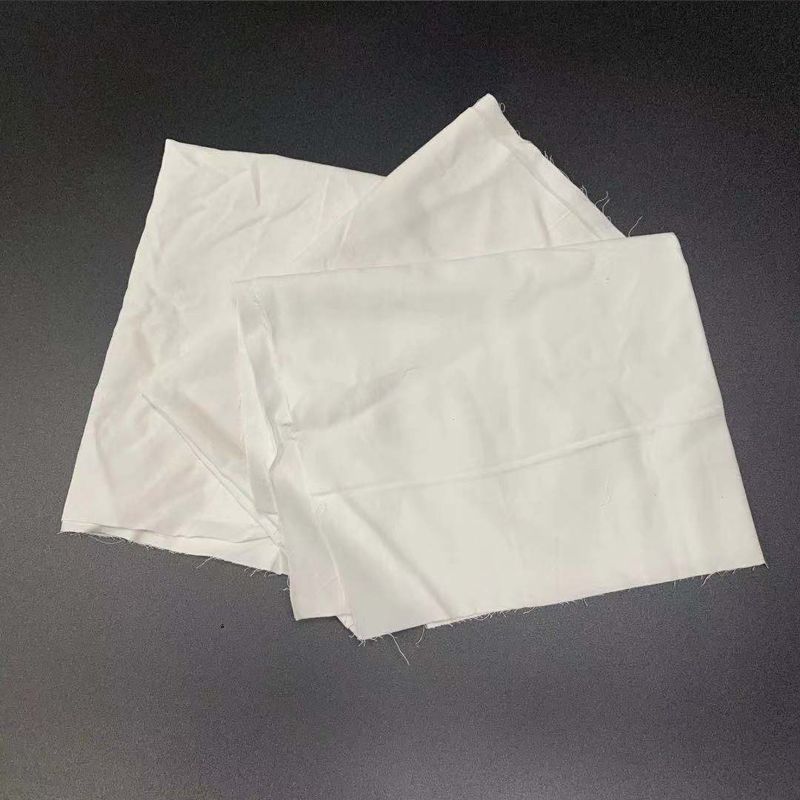 Hot Selling White Bed Sheet Cotton Rags for Industrial with Low Price