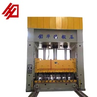 car body parts frame-type hydraulic press 800t, heavy duty machine for containers