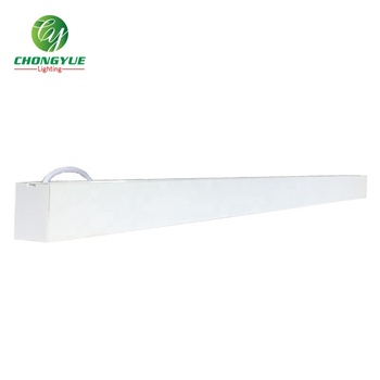 Chinese-manufacturer slim office linkable optical pc diffuser 1200mm led linear light