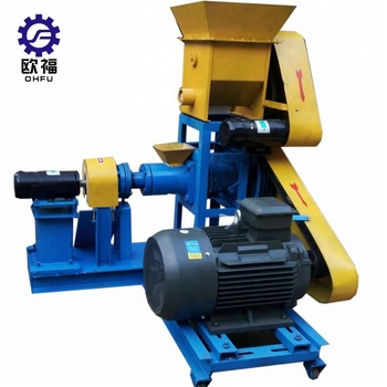 High volume and low price rice sorghum puffing food making machine