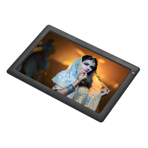 7 to 10.1inch series voice recording digital photo frame with video function