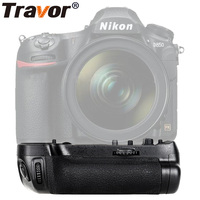 Travor BG-2XIR Professional Full Frame Camera Battery Grip For Nikon Flagship DSLR D850 Replacement For MB-D18