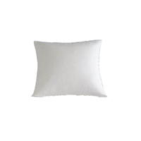 Amazon Decorative Throw Pillow - 45 x 45cm Cushion White Perfect for Sofa, Couch, Bed