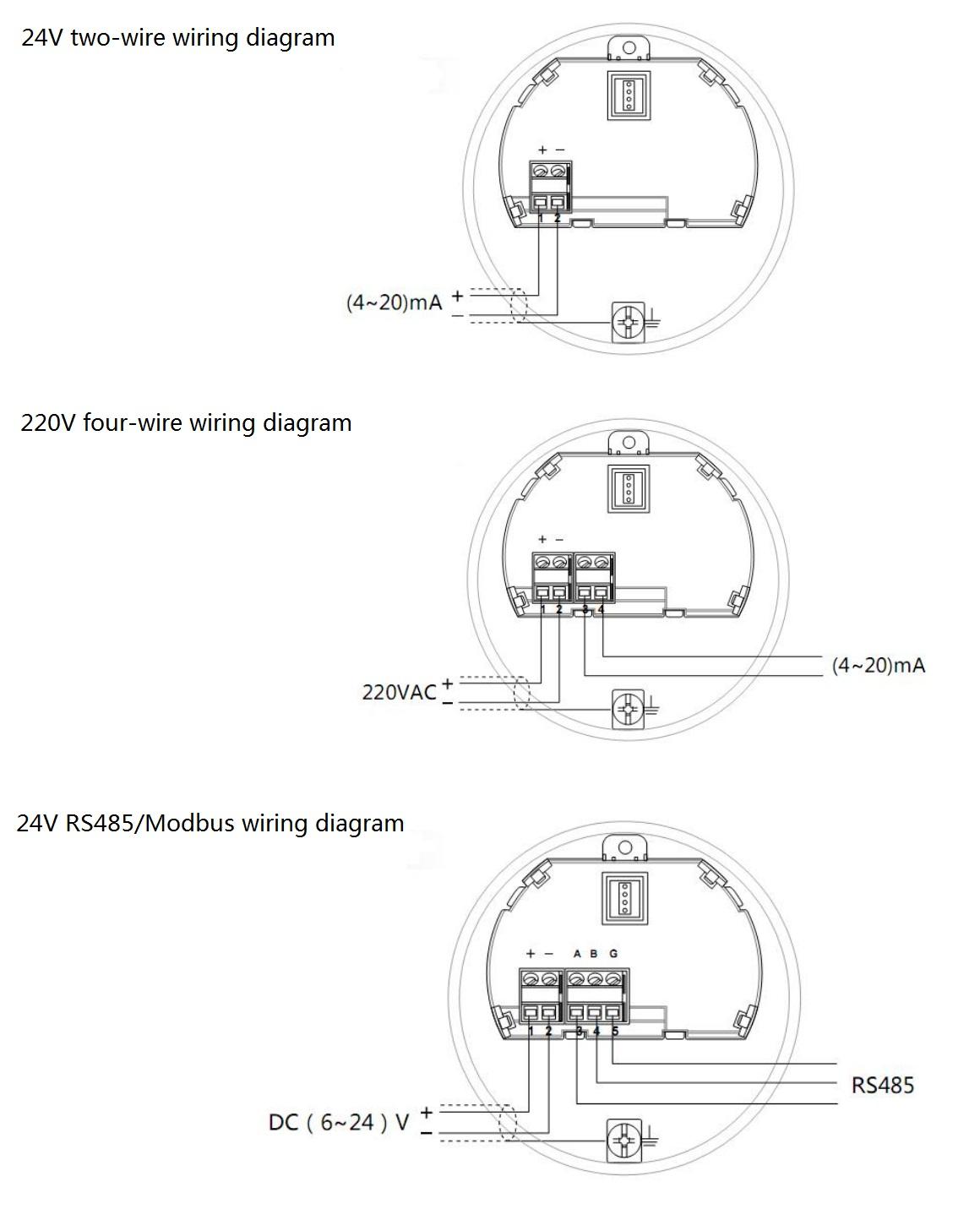 DCRD1000B La Misura di Livello Radar Fmcw per Raffinati Asfalto Sensore di Livello Del Serbatoio Grezzo Catrame Disidratazione Indicatore di Livello