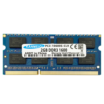 China Factory Sale Ddr 3 KANMEIQi High Transmission Efficiency 2Gb Ram