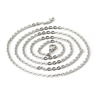 Stainless Steel O Necklaces