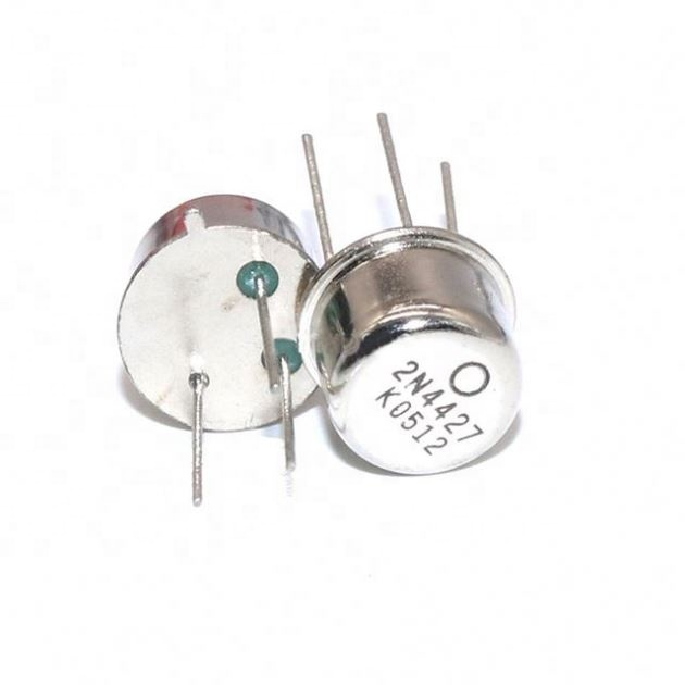 Electronic Components Rf Tran Npn 20V 500Mhz To39 2N4427 Transistor